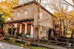 The Olde Mill Inn Bed & Breakfast (Back Road Photography (Kevin W. Jerrell)) Tags: autumn oldbuildings historic mills nikond7200 sigmalens backroadphotography claibornecounty cumberlandgaptn quaint