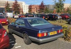 1985 Mercedes-Benz 500 SEC (C126) (rvandermaar) Tags: 1985 mercedesbenz 500 sec c126 w126 s sclass sklasse mercedes mercedesbenzsec mercedesbenz500sec mercedesbenzw126 mercedesbenzc126 mercedesc126 mercedesw126 mercedessec mercedes500sec sidecode7 30pnb3