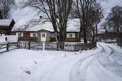 Winter in Lithuanian ethnographic village (Arnauskas photograpy) Tags: arnauskasphotography nikon ngc lietuva lithuania winter nationalpark