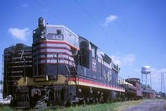 CB&Q SD9s 443 (Chuck Zeiler48Q) Tags: cbq sd9s 443 burlington railroad emd locomotive galva train chuckzeiler chz