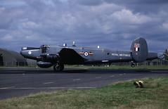 SHACKLETON AEW2 WL756 (TF102A) Tags: aviation aircraft airplane kodachrome shackleton 8squadron wl756 raf rafleuchars