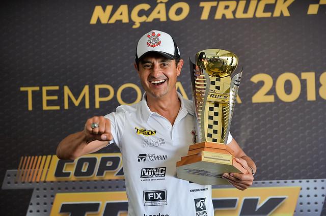 02/12/18 - Festa de premiação para os melhores da Copa Truck 2018 - Fotos: Duda Bairros