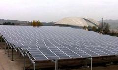parcheggio fotovoltaico