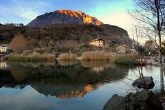 Winter on the Lake Moro (annalisabianchetti) Tags: lago lake vallecamonica mountains montagne paesaggio landscape beautiful travel winter inverno