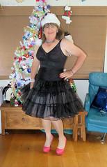 Lost Dress (Trixy Deans) Tags: crossdresser cute cd crossdressing crossdress classy cocktaildress corset sexy xdresser sexytransvestite sexylegs sexyblonde hot highheels heels heelssexy high glamour dress dresses tightdress