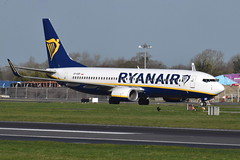 SP-RSR Boeing 737-800 Ryanair Sun (eigjb) Tags: dublin airport eidw ireland collinstown international jet airliner transport plane spotting aviation aircraft airplane aeroplane 2019 sprsr boeing 737800 ryanair sun b737 737