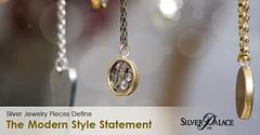 Silver Jewelry Pieces Define The Modern Style Statement (incsilverpalace) Tags: best women cross set buy silver link bracelets price