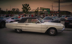 vanilla cabrio (try...error) Tags: available light summilux 35 sony emount a7 alpha a7iii adapter car ford thunderbird tbird