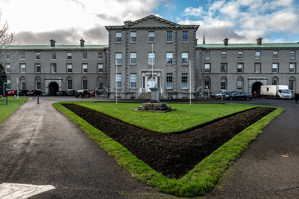 TODAY I VISITED ST. PATRICK'S COLLEGE IN MAYNOOTH [THE NATIONAL SEMINARY OF IRELAND]-147765