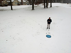 Aerial Snow Scenes - Jan 2019 -7 (KathyCat102) Tags: dji spark quadcopter drone aerial photography golfcourse gc