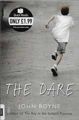 """BOOK 06 (Owlet2007) Tags: dare johnboyne summer holidays accident coma hospital guilt family """"25 book challenge"""