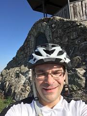 St Peter - Kandel by bike for the first time (Black Forest, Baden, Germany) (Loeffle) Tags: 092018 germany allemagne deutschland baden blackforest foretnoire schwarzwald kandel stpeter bike fahrrad fahrradtour cycling biking radtour me