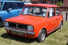 GAH 256K (Nivek.Old.Gold) Tags: 1972 leyland cars mini clubman 1275 gt