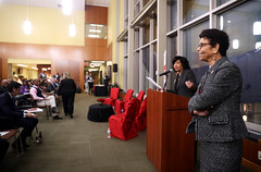 MSP Fall Reception - The Current State of Criminal Justice Reform (Rutgers Law) Tags: camden nj usa