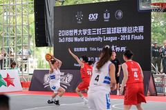 3x3 FISU World University League - 2018 Finals 348 (FISU Media) Tags: 3x3 basketball unihoops fisu world university league fiba