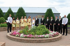 "The Wedding Party at Peck Farm • <a style=""font-size:0.8em;"" href=""http://www.flickr.com/photos/109120354@N07/31165234897/"" target=""_blank"">View on Flickr</a>"
