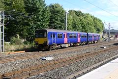 150_106-03 (Ian R. Simpson) Tags: 150106 class150 sprinter dieselmultipleunit train arriva northern westcoastmainline wcml