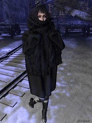 Pieni Online: To the Shadows of the Night (pienitiny) Tags: pienionline blogpost c88 catwa equal10 fashion freebies gifts glamaffair groupgifts maitreya nuno nana okinawa originalvogue pacagaia sanarae secondlife secondlifefashion sl slfashion song spectacledchic theforest tram vtwins zibska