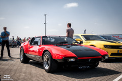 DeTomaso Pantera (TimelessWorks) Tags: time less works timeless timelessworks tw photo foto photograph photography pic picture image shot shoot photoshoot car auto bil vehicle automobile automotive super supercar supercars sunday sunny outside outdoors outdoor sunshine summer beautiful rare exotic vintage old classic new brand ferrari lamborghini porsche pagani mclaren tt circuit assen bmw mercedes bentley rolls royce luxury rich sport sports sportscar sporty rwd awd event meet carmeet show showoff off clouds cloudy vredestein weekend netherlands