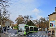 Metz - Van Hool ExquiCity Hybride - 27/11/18 (Jérémy P.) Tags: metz moselle lorraine grandest vanhool exquicity hybride articulé doublearticulé bus transports