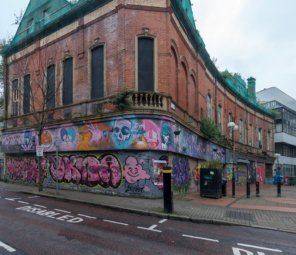 NORTH STREET IN BELFAST [PHOTOGRAPHED 2017]-145516