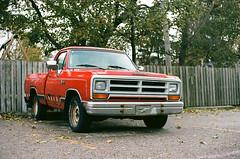 Edit -1-9 (Dane Van) Tags: dodge ram film analog truck canon rebelg eos 500n oxford michigan oxfordmichigan oldtruck kodak ektar