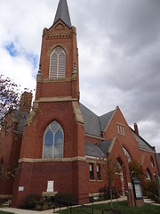 First Presbyterian Church (1899) - Circleville, OH (jaci starkey) Tags: 2012 ohio pickawaycounty churches