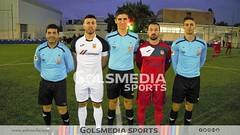 Juventud Barrio del Cristo 1-1 CF Buñol (Eleuterio Sánchez)
