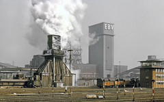 Coke Quenching (Kingmoor Klickr) Tags: gordonedgar ebv anna alsdorf cokingplant germany industry industrialrailway