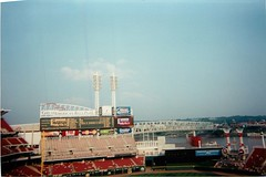 "Great American Ballpark • <a style=""font-size:0.8em;"" href=""http://www.flickr.com/photos/109120354@N07/32156076848/"" target=""_blank"">View on Flickr</a>"