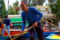 1P5A4821 (pirate-manners) Tags: xochimilco mexico mexicocity gondola gondolier