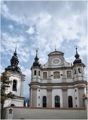 180- OTRO TEMPLO EN VILNIUS - (--MARCO POLO--) Tags: ciudades curiosidades rincones templos iglesias arquitectura edificios