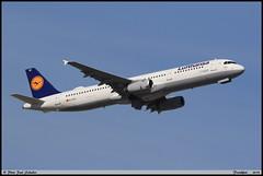 AIRBUS A321 231 Lufthansa D-AIRE 0484 Frankfurt septembre 2018 (paulschaller67) Tags: airbus a321 231 lufthansa daire 0484 frankfurt septembre 2018