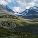 Terras altas da Noruega