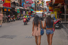 Street scene from Pattaya, Thailand (CamelKW) Tags: thailand2018 streetscene pattaya thailand chonburi th