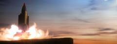 "Sighting: 17.27.30.01.19 - Code Name: ""Thunder Bird"" (tomtommilton) Tags: toy toyphotography macro diorama practicaleffects flight rocket thunderbirds internationalrescue miniature television cinematic"