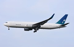 N930WE B767 319ER Ex Air New Zealand (corrydave) Tags: 26915 b767 b767300 airnewzealand shannon n930we zkncj