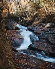 DSCF9019FullRes (djandzoya) Tags: boone boonenc hiking vacation fall fallcolors waterfall