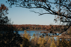 Come From A World Away (davelawrence8) Tags: 2016 autumn hiking michigan nature waterloo waterloorecreationarea usa landscape