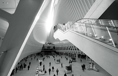 The Oculus (twomphotos) Tags: newyork new york city manhattan usa united states america urban skyscaper tourist metropolis central park oculus lady libery island helicopter tour bestoftrips