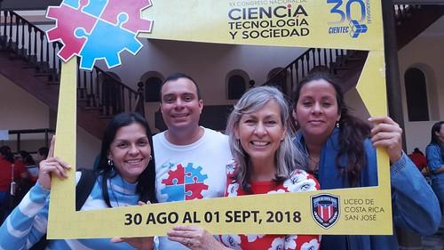 XX Congreso Nacional de Ciencias 2018