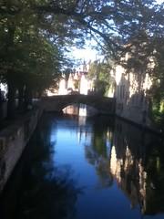 Magical Brugges (SandraNestle) Tags: brugges belgium sandranestle travelplanet europe waterways canals worldtravel joyinsimplyviews lightintrees reflections villagesandsmalltowns