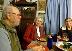 Ali, Edith & Janet (ali eminov) Tags: wayne nebraska celebrations birthdays edithsbirthday friends ali edith janet