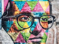 """Keith Haring"" Detail of ""Mount Rushmore"" Mural (2018) by Eduardo Kobra, Chelsea, New York City (jag9889) Tags: 10av 10ave 10thavenue 2018 20181203 andywarhol architecture artist brazil building chelsea color detail diner eduardokobra empirediner face frida fridakahlo glasses graffiti house kahlo keithharing kobra manhattan mexican monumental mountrushmore mural muralist ny nyc newyork newyorkcity outdoor painter painting portrait streetart streetartist tagging tenthavenue usa unitedstates unitedstatesofamerica wall jag9889"