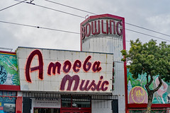 Amoeba Music - Haight - San Francisco (BlueVoter - thanks for 2.4M views) Tags: haight sf sfo sanfrancisco amoeba store