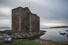 portencross_hdr_mode_1 (grahamd4) Tags: portencross castle scotland nikon d3100