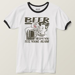 view (Watcher1999) Tags: beer fountain youth tshirt funny tee lovers message