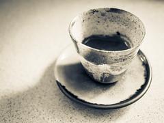 Morning Cofee (Ben Nakagawa) Tags: coffeebreak cup stilllife espressolungo seramic