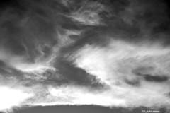 Clouds (Paolo Bonassin) Tags: clouds nubi wolke sky bw monochrome blackandwhite bianconero filtrogiallo
