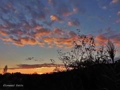 Sunset november (ioriogiovanni10) Tags: click november sky photographer fotografo coolpix nikon spettacolo panorama cielo tramonto roma nuvole clouds